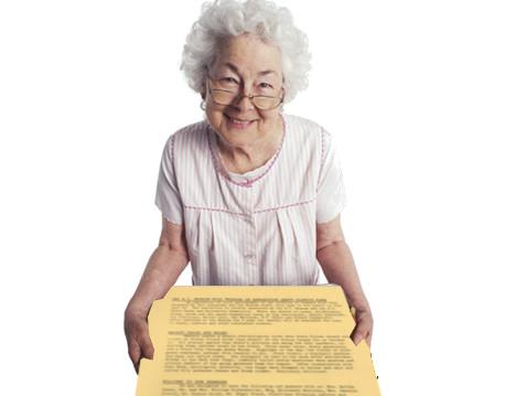 grandmas will