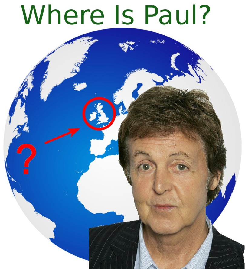 where is paul