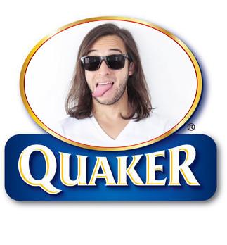 new face of quaker oats